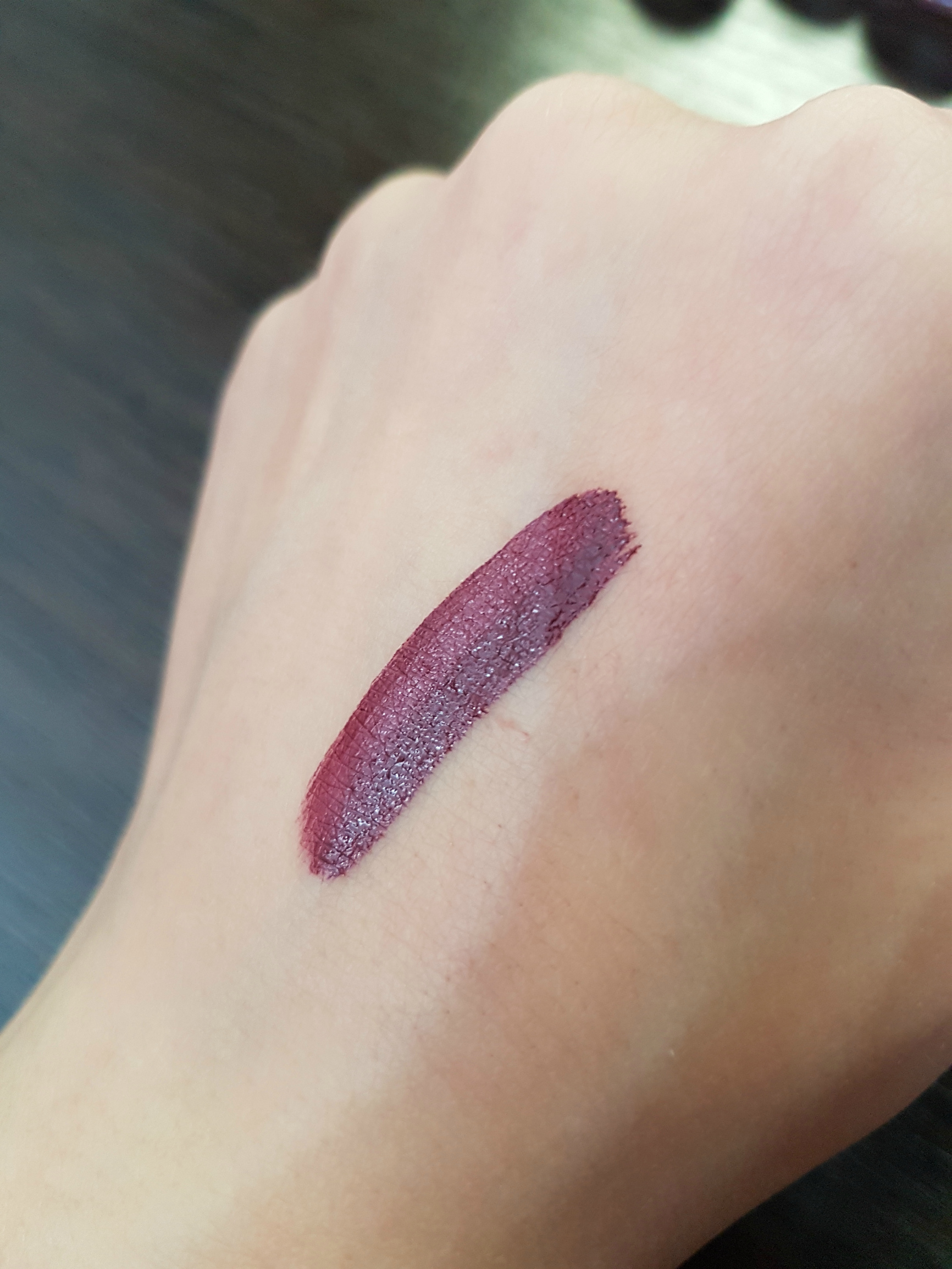 CAILYN Pure Lust Extreme Matte Tint Матовый тинт для губ тон 18 Imperialist