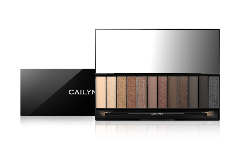 CAILYN O! 12 Eyeshadow Palette Палетка теней