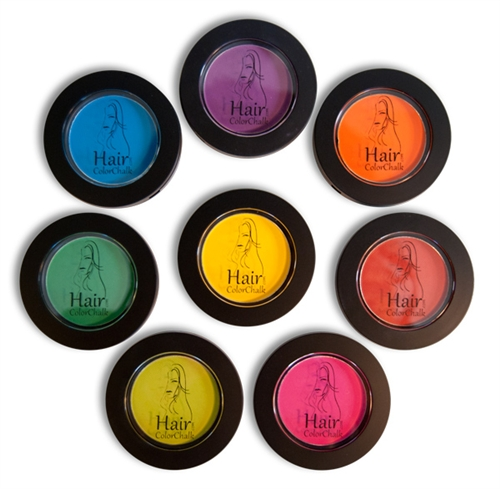 HCC Hair Color Chalk Пигменты для волос