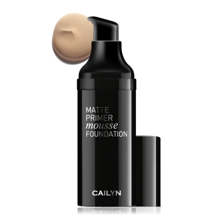 Новинка от Cailyn : Matte Primer Mousse Foundation