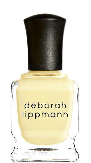 Deborah Lippmann лак для ногтей Build Me Up Buttercup