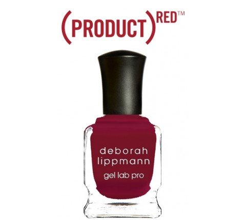 Deborah Lippmann Little Red Corvette лак для ногтей (Gel Lab Pro)