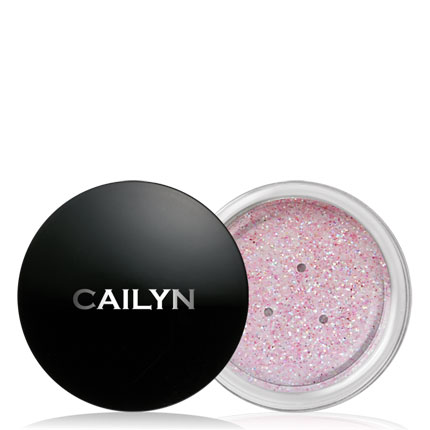 CAILYN Carnival Glitter Рассыпчатые тени 02 Cotton Rose