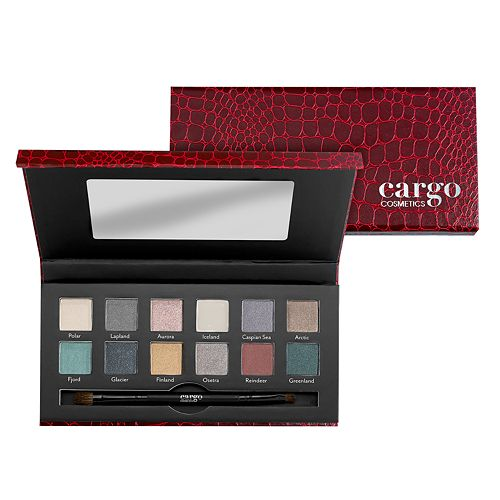 Новинка от Cargo Cosmetics - CARGO Northern Lights Palette!