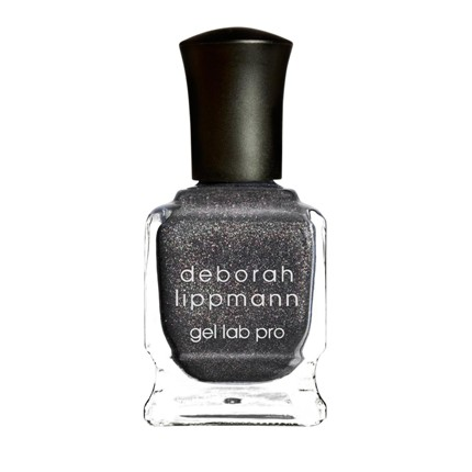 Deborah Lippmann Black Magic Woman лак для ногтей (Shimmer)
